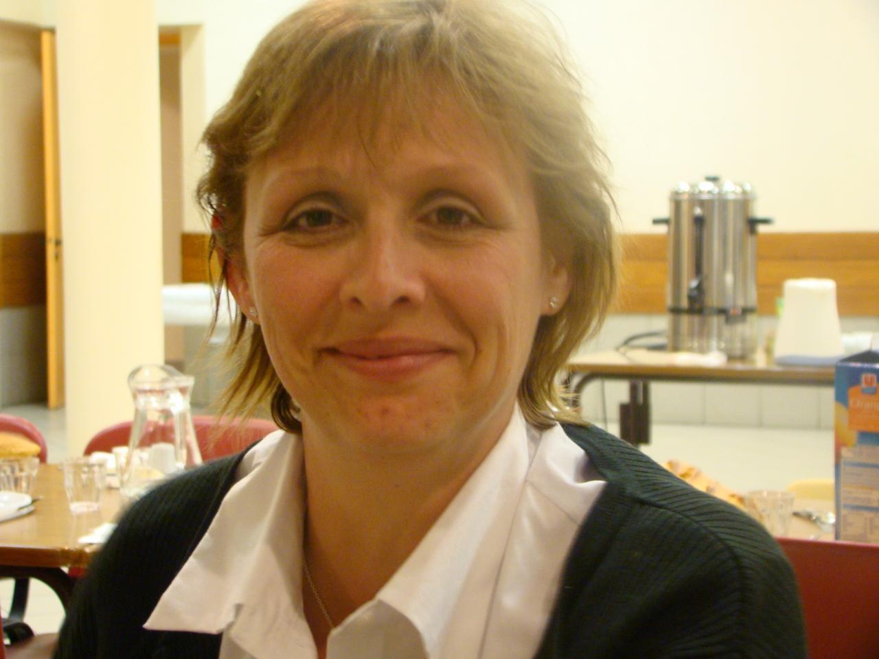 Catherine La présidente