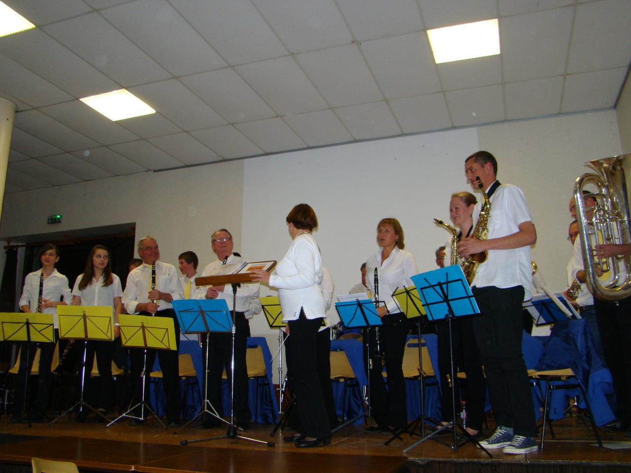 Notre formation musicale