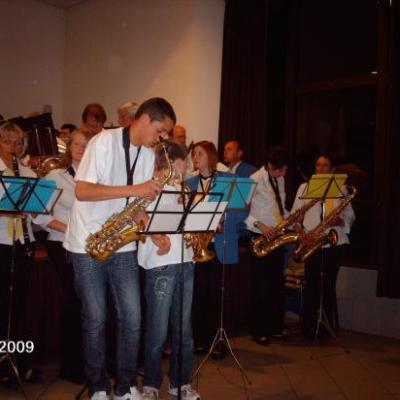 Concert de printemps 2010