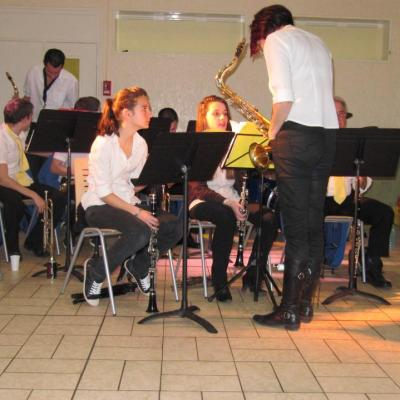 Concert Frasne Mars 2013
