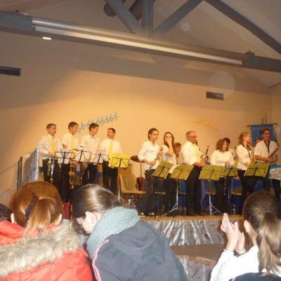 Concert Orgelet Décembre 2012